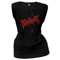 Slipknot - Spray Logo Juniors T-Shirt
