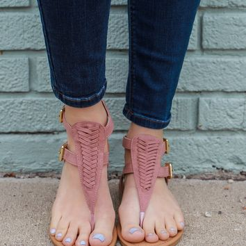 TALK OF THE TOWN SANDALS