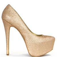 JustFab - Miley - Gold