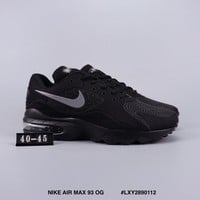 NIKE AIR MAX 93 OG cheap Men's and women's nike shoes