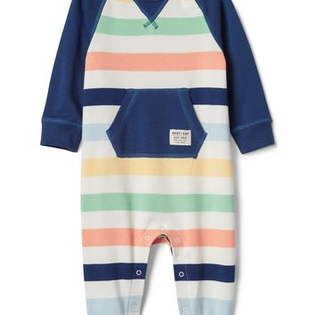 Stripe Kanga One-Piece|gap