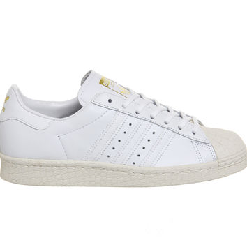 Adidas Superstar 80s White Off White Exclusive - Hers trainers