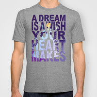 Disney's Cinderella A Dream is a Wish Your Heart Makes Shirt