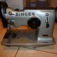 Singer 143W3 Industrial ZIG_ZAG/LOCKSTITCH sewing machine(1901)