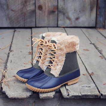 Bundle-Up Duck Boot