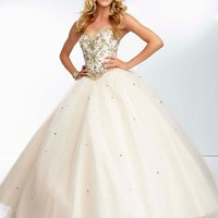 Mori Lee 95018 Prom Dress - PromDressShop.com