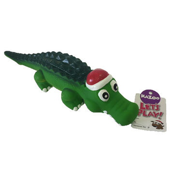 Christmas Kazoo Crocodile Large