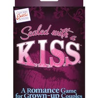 Sealed W-a Kiss Card Game