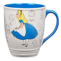 Disney Alice In Wonderland Mug, Animation Collection | Disney Store