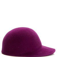 Felt Riding Hat by Opening Ceremony - Moda Operandi