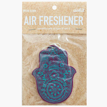 Hamsa Hand Air Freshener Turquoise One Size For Women 25315424101