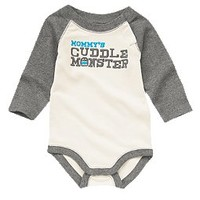 Mommy's Cuddle Monster Bodysuit