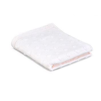 NITORI 100% Cotton Polka Dot Towel - 3 Colors