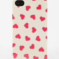 Fun Stuff Hearts iPhone 4/4s Case