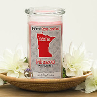 Home State Candles - Minnesota