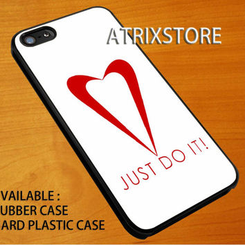 nike jus do it,Accessories,Case,Cell Phone,iPhone 5/5S/5C,iPhone 4/4S,Samsung Galaxy S3,Samsung Galaxy S4,Rubber,21-06-12-Dz