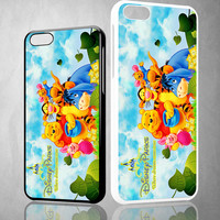 winnie the pooh disney Z0514 iPhone 4S 5S 5C 6 6Plus, iPod 4 5, LG G2 G3 Nexus 4 5, Sony Z2 Case