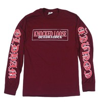 Dead Ringer Maroon : PNE0 : MerchNOW - Your Favorite Band Merch, Music and More