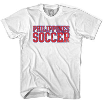 Philippines Soccer Nations World Cup T-shirt