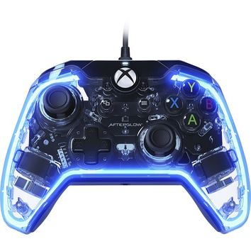 Afterglow - Prismatic Wired Controller for Xbox One - Silver