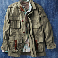 Sundowner Travel Jacket-J.L. Powell