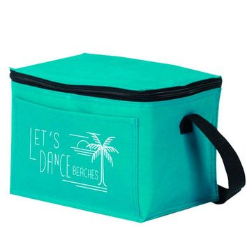 Let's Dance Beaches - Insulated Lunch Tote Bag