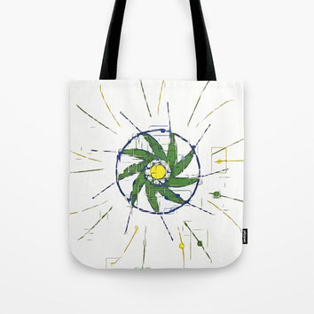 In Motion Tote Bag by enlightenedlady