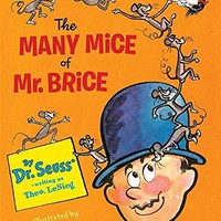 The Many Mice of Mr. Brice (Big Bright and Early Board Books)