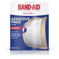 Band-Aid Brand Tough-Strips Adhesive Bandages, Extra Large, 10 Count - Walmart.com