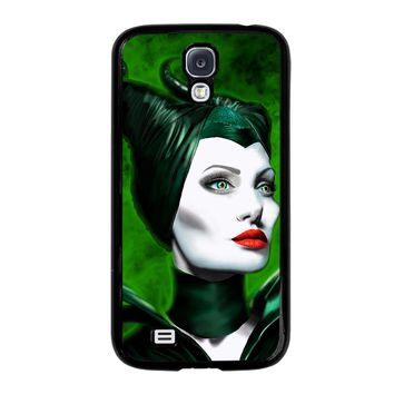 MALEFICENT DISNEY ANGELINA JOLIE Samsung Galaxy S4 Case