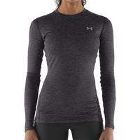 Under Armour® Women's ColdGear® Fitted Crew Shirt | Academy