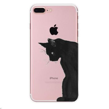 i m not a i m cool cat case for iphone 7 7plus iphone se 5s 6 6 plus high quality cover gift box 90  number 1