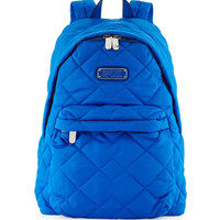 Crosby Quilted Nylon Backpack, Salton Sea - MARC by Marc Jacobs