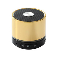 Gold Bluetooth Speaker