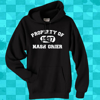 nash grier  crewneck hoodie for men and women