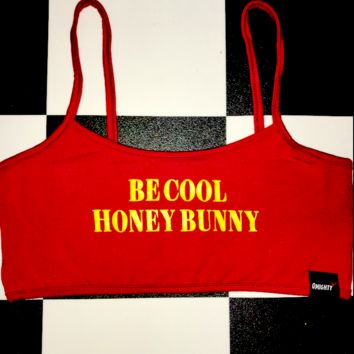 SWEET LORD O'MIGHTY! HONEY BUNNY BRALET