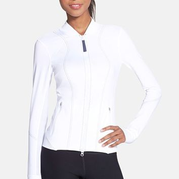 Women's Zella 'Point Break' Zip Front Jacket
