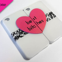 Best Bitches iPhone 5 cases by VanityCases on Etsy