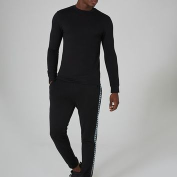 Black Ultra Muscle Fit Sweatshirt - New Arrivals - New In