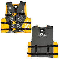 Stearns Youth Antimicrobial Nylon Life Jacket f/50-90lbs - Gold