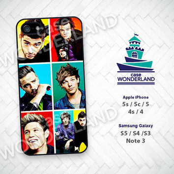 iPhone Case, One Direction, Pop Star, Idol, iPhone 5 case, iPhone 5C Case, iPhone 5S case, iPhone 4 Case, iPhone 4S Case, Phone Skin, OD09