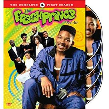 Will Smith & James Avery - The Fresh Prince of Bel-Air: Season 1