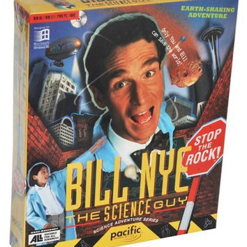 Bill Nye the Science Guy: Stop the Rock! (Science Adventure Series)