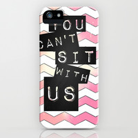 mean girls iPhone & iPod Case by Itzsterr