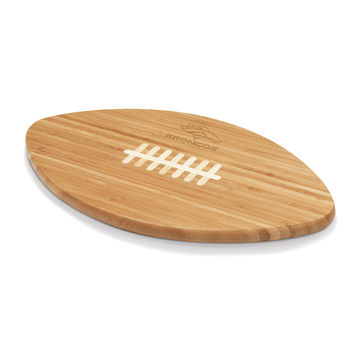 Denver Broncos - Touchdown! Football Cutting Board & Serving Tray