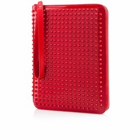 cris case red patent leather
