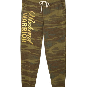 Weekend Warrior - Jogger Pants - Ruffles with Love - Sweatpants - Loungewear