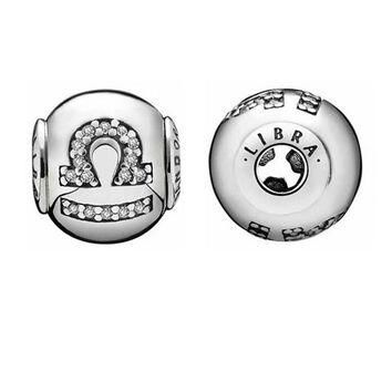 Authentic Pandora Jewelry - PANDORA ESSENCE Zodiac-LIBRA (Needs ESSENCE Bracelet)
