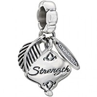Chamilia - Her Gift of Strength Charm - $40.00 - 2014 Fall Collection - The Beadcage - Jewelry & Gift