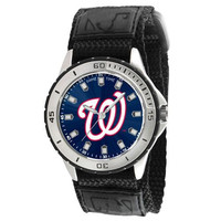 Washington Nationals MLB Mens Veteran Series Watch